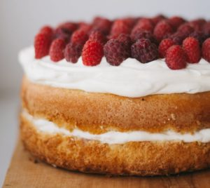 手作りケーキのイメージ